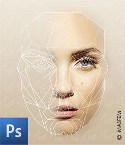 Як накласти «маску краси» на своє обличчя в фотошопі