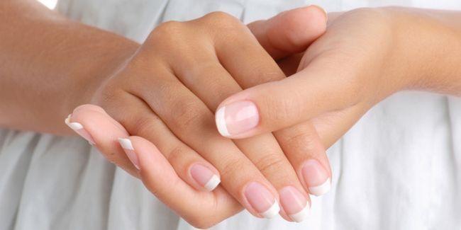 здоров`я по нігтях