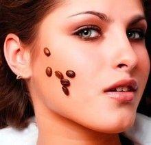 Як приготувати маски для обличчя з кави?