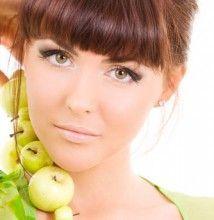 Як приготувати маски з яблук для особи?