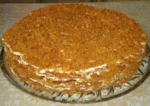 Як приготувати торт без духовки - два рецепта простих медових торта на сковорідці