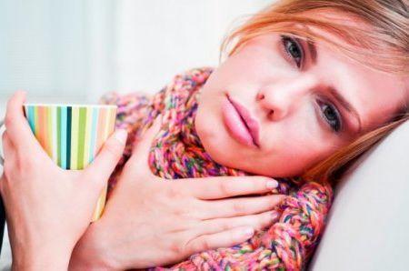Як проводиться лікування горла при вагітності