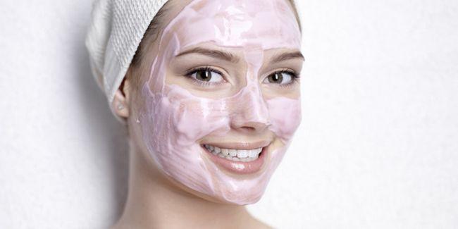 маска для сухої шкіри обличчя