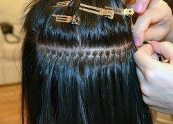 Як самостійно зняти нарощені волосся?