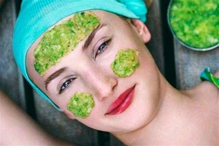Як зробити маску для обличчя з бодяги