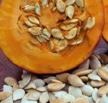 Як насіння гарбуза використовуються в косметології?