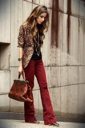 леопардовий піджак