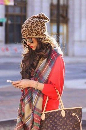 леопардова шапочка