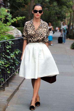 леопардова сорочка