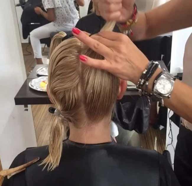 Як стриже перукар - це потрібно бачити!