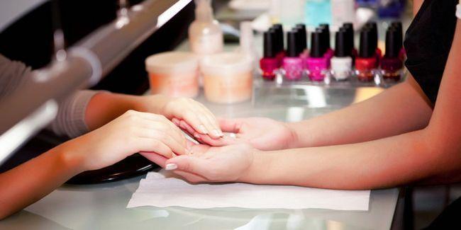 відновлення нігтів після гель лаку