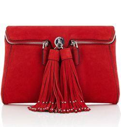 червона сумка