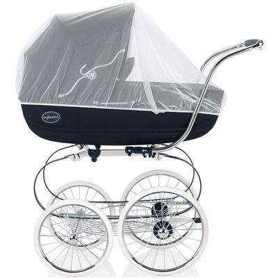 коляска з сіткою