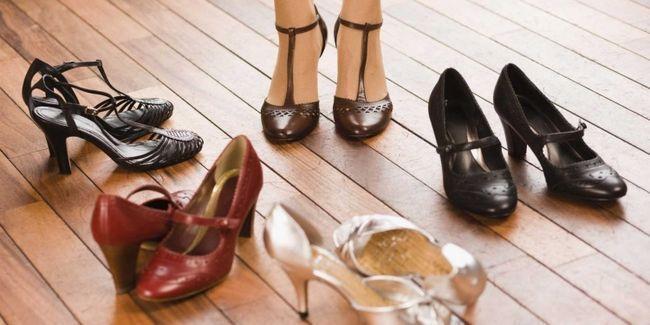 Як вибрати взуття