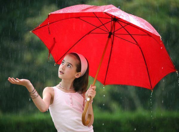 Як вибрати парасольку від дощу - інструкція для модниць і любительок якості