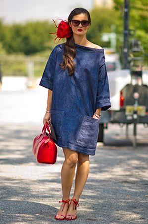 плаття в стилі оверсайз