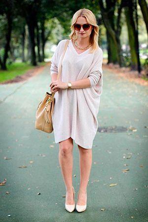 сукня светр