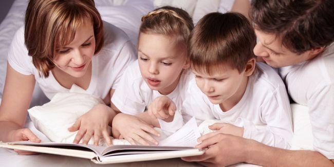 Які книги потрібно читати дітям
