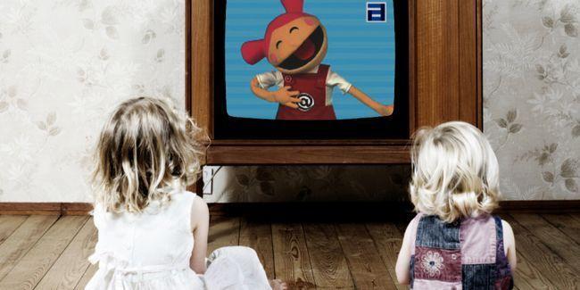 Які мультики варто дивитися дітям?