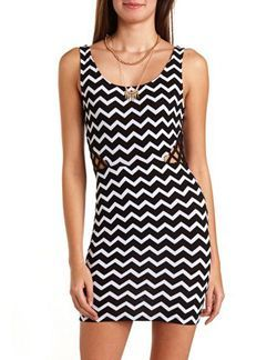 чорно-біле плаття