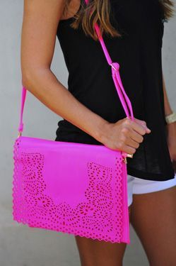неонові сумки