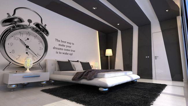 Який колір краще для спальні: огляд інтер`єрів та вплив відтінків на здоров`я