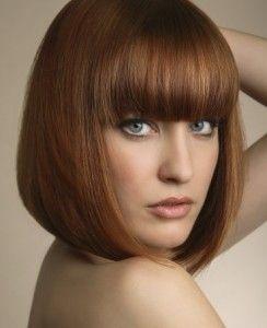 Каре на подовження - безліч варіантів класичної зачіски