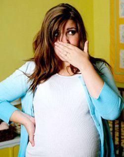 Кашель при вагітності наслідки
