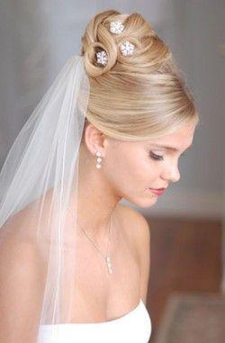 Кожній нареченій - по зачісці, або яку зачіску зробити на весілля?