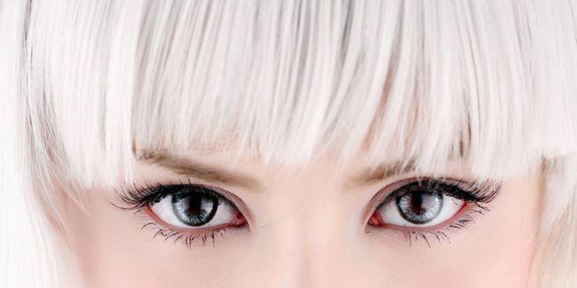 Кератиновий ліфтинг вій: краса жіночих очей