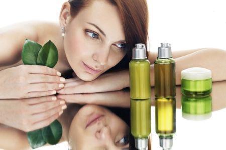 Косметичне масло для особи