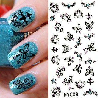 як намалювати на нігтях малюнок покрокова інструкція