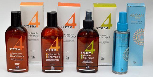 засоби для волосся SYSTEM 4