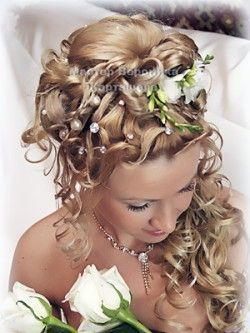 Краща прикраса нареченої - квіти!