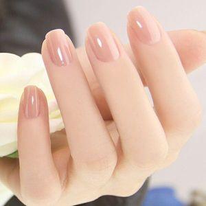нігті nude