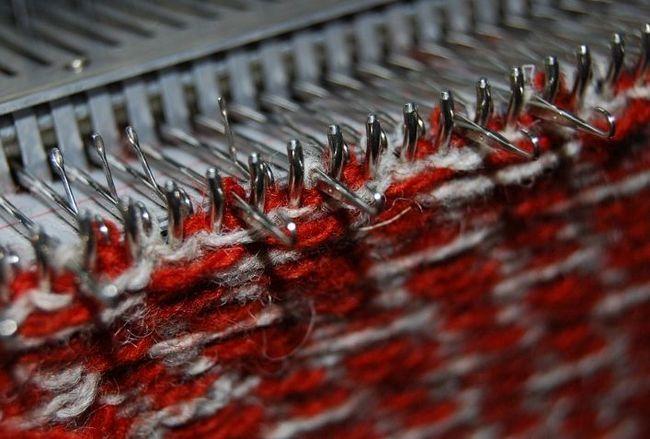 Машинне в`язання - хобі для модних рукодільниць