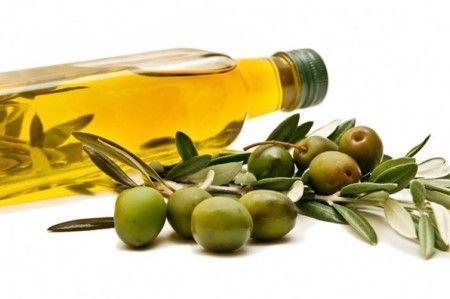користь маски з оливкової олії