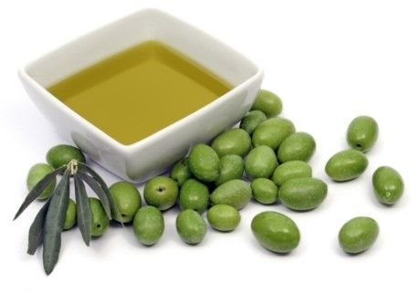 приготування маски з оливкової олії