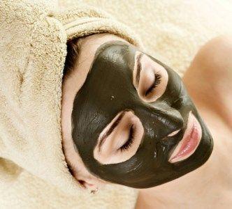 Желатинова маска від прищ і чорних крапок