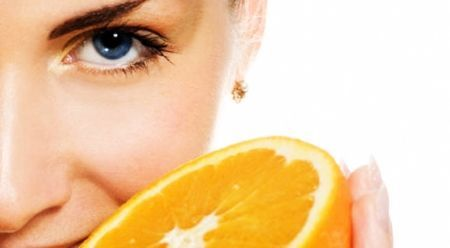 вітамін с для шкіри