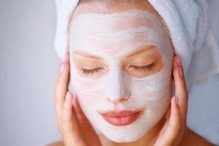 аспириновая маска для обличчя