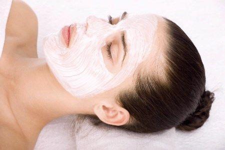 маска з ацетилсаліциловою кислотою