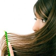 Маски для волосся на основі безбарвної хни