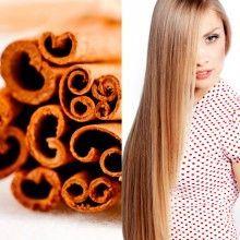 Маски для волосся з корицею: рецепти краси