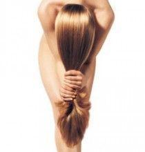 Маски з лука для волосся