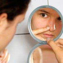 Маски від чорних крапок на обличчі в домашніх умовах