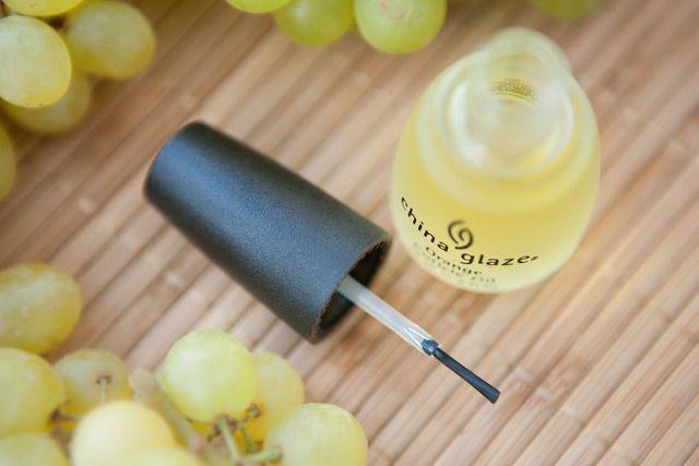 масло для кутикули з виноградних кісточок