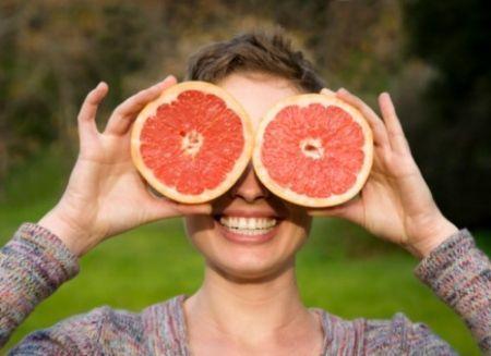 Масло грейпфрута для особи