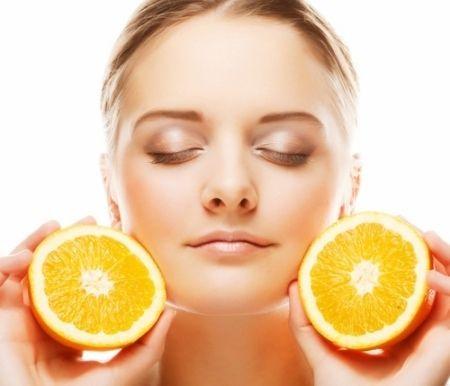 Масло лимона для обличчя