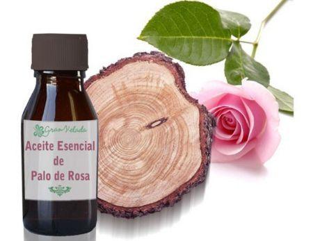 Масло рожевого дерева для особи
